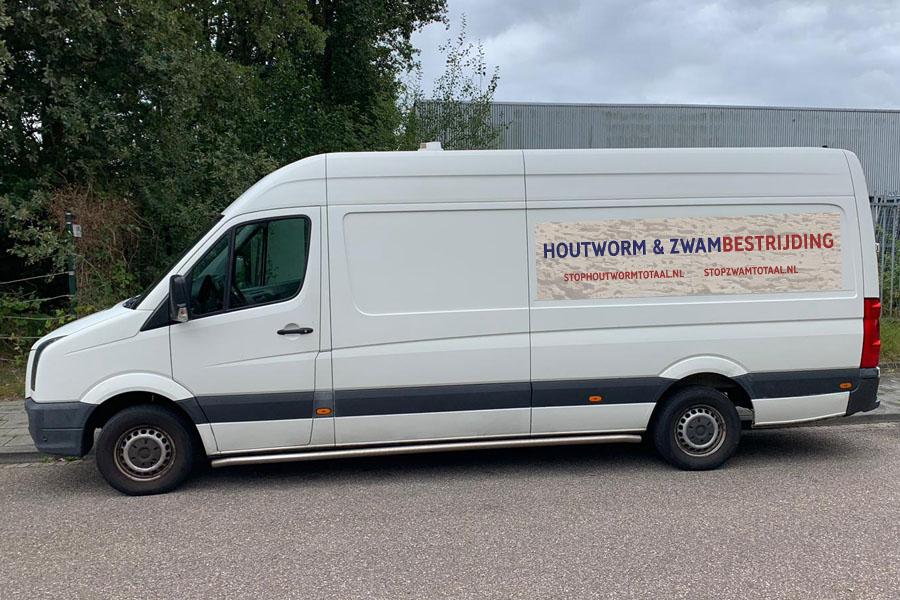 Houtwormbestrijding Groningen
